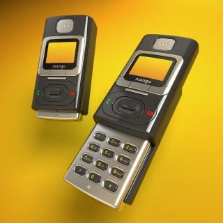 DECT phone consumer design