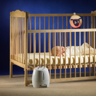 Easidream Baby Cot Rocker system product development