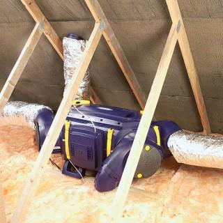 Domestic heating ventillation system development