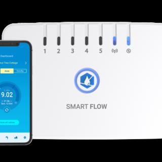 Plumbing smart meter and App design